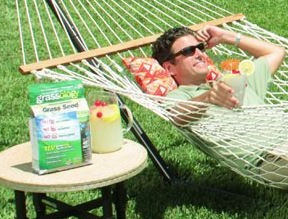 Hammock Grassology   an Amazing Invention Your Lawn Will Love