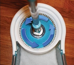 Mop.Head  Hurricane Spin Mop   The BEST Youll EVER use!