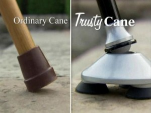 T.Cane  300x225 TRUST is the Key Word in Trusty Cane!