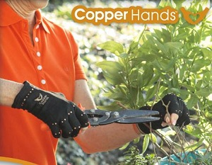 C.Hands  Fall Chores are Here & Copper Hands Have Come to the Rescue!