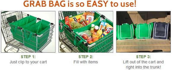Grab1 Grab Bag, Making Shopping SO MUCH Easier... Finally!