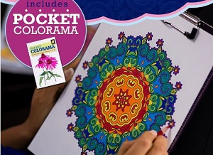Color1 Colorama is the Hot New Method in Stress Reduction...