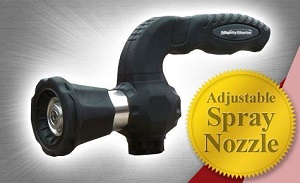 Mighty Mighty Blaster Firemans Nozzle   Your Hoses New Best Freind!